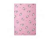 Kinderteppich Hello Kitty - Pink - 100 x 150 cm, Testil