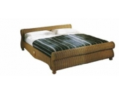 Cats Collection Rattan-Bett