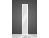 Ganzkörperspiegel in weiß 200 cm hoch