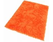 Kinzler Hochflor-Teppich »Pireo«, orange, 90x140 cm