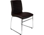 eleganter Besucher-Stuhl LEA, gut gepolsterte Sitzfläche, schöne Optik, in bis zu 4 Farben
