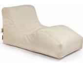 OUTBAG Outdoor Sitzsack Liege Wave Plus, beige