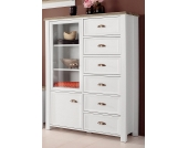 Highboard, Home affaire, »Chateau«, Breite 96 cm