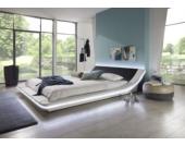 Cats Collection Premium Design Lederbett 160 x 200cm mit LED Beleuchtung