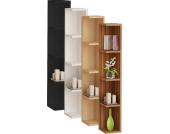 VCM Eckregal ´´Honsa Stand´´ | Holz Board / Möbel für Bücher, Figuren, CDs