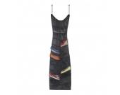 Türschuhregal Black Dress - Polyester - Schwarz, Umbra