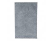 Shaggy Teppich Euphoria - Grau - 120 x 170 cm, Testil