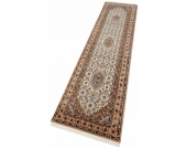 Parwis Orient-Läufer »Indo Royal Bidjar Exclusive«, natur, 80x300 cm