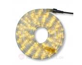 Lichtschlauch Extra LED Chrissline 100flg. warmw.