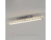 Meliha - schöne Kristall-LED-Deckenleuchte