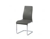 Freischwinger Stuhl in Grau Kaufen (4er Set)