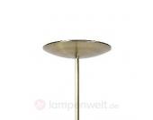Elegante Stehleuchte Illy, bronze