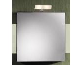 Lanzet Spiegelschrank 60R Grafit L2