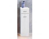 Badezimmer-Unterschrank in Weiß