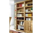 Bücherregal, Home affaire, »Soeren«, in 2 Höhen, Tiefe 29 cm
