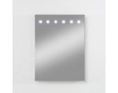 Badezimmerspiegel mit LED Beleuchtung 60 cm breit