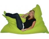 KINZLER Riesen-Sitzsack, 320 Liter, Apfelgrün