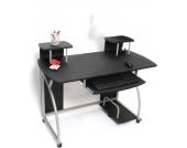 heute-wohnen Jugend-Schreibtisch Computertisch Bürotisch Ancona, ca 90x115x55cm